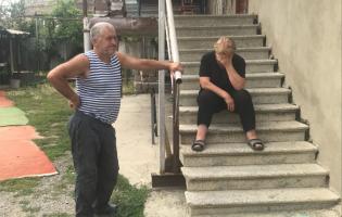 Цхинвальский суд назначил 3-х месячное заключение Хвиче Мгебришвили из Меджврисхеви