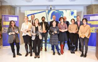 Названы победители конкурса «Приз Евросоюза в области журналистики 2018»