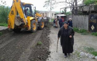 Внутренние дороги в 21 селе Горийского муниципалитета будут покрыты гравием