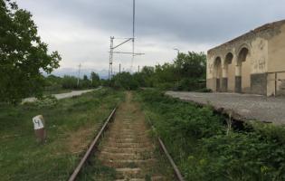 «Никоз-Тбилис» - поезд, кæцы пандемийы тыххæй æрлæууыд