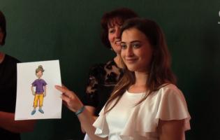 День осетинского языка в Шавшвебской школе