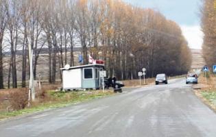 Вызовы на территории близ разделительной линии и в поселениях беженцев