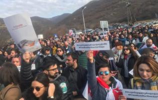 «Осетинские врачи» - обращение из акции в Одзиси