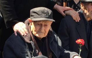 «Я прошел всю Украину воюя» - Илья Алибегов, ветеран Второй мировой войны