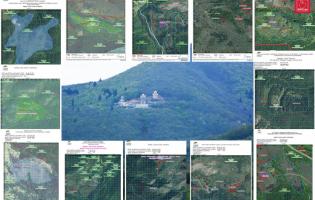 Патриаршество требует площадь размером 5,4 млн. кв.м. в Дзамском ущелье