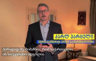 Посол Евросоюза в Грузии распространил видеообращение о COVID-19