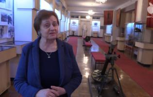 Музей боевой славы в Гори (VIDEO)