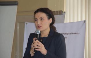 Кетеван Цихелашвили: мы готовы и делаем шаги к диалогу с абхазским и осетинским обществами
