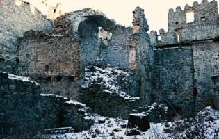 Начинается реабилитация крепости Схвило