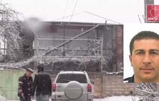 გორის პოლიციის მაღალჩინოსნის სახლს გამგებლის დავალებით სახურავი გამოუცვალეს