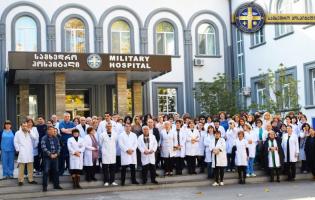 Горийский госпиталь будет оснащён системой ПЦР