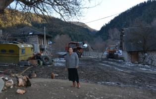 Земо-Ормоци – в опустевшем селе во время пандемии