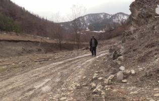 Фридон Кокашвили – учитель из Бошури в селе Левитана