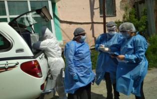 კასპის სოფელ მეტეხში კორონავირუსის 1 ახალი შემთხვევა დადასტურდა