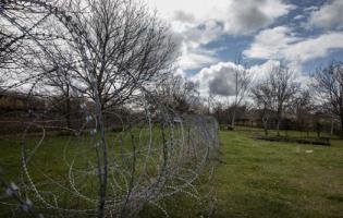 Возле разделительной линии в марте задержали 46 человек